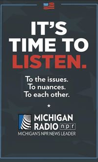 Michigan Radio Ad