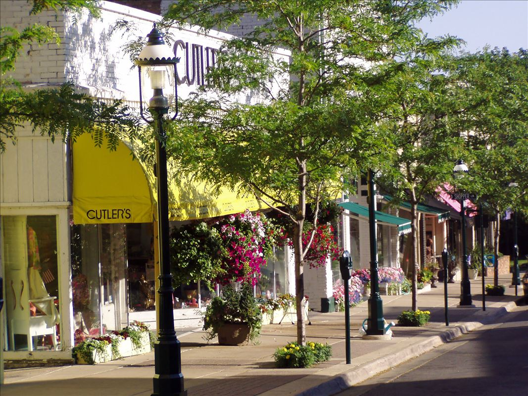 The Gaslight District, Petoskey
