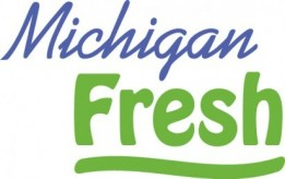 Michigan Fresh logo